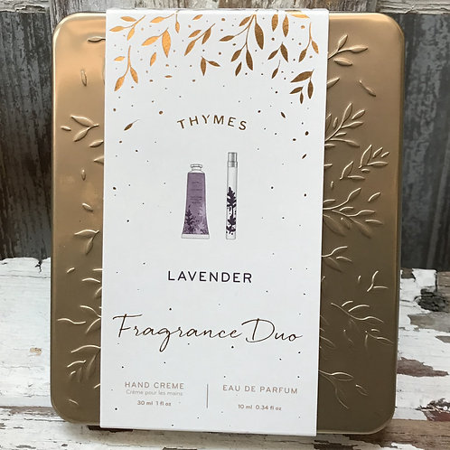 Thymes Fragrance Duo