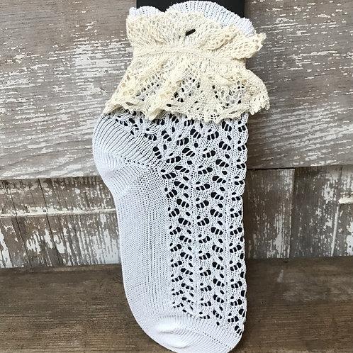 Lacey Anklet Socks