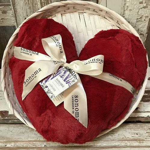 Comforting Heart Pillow