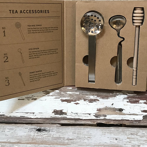 Tea Accessories Set