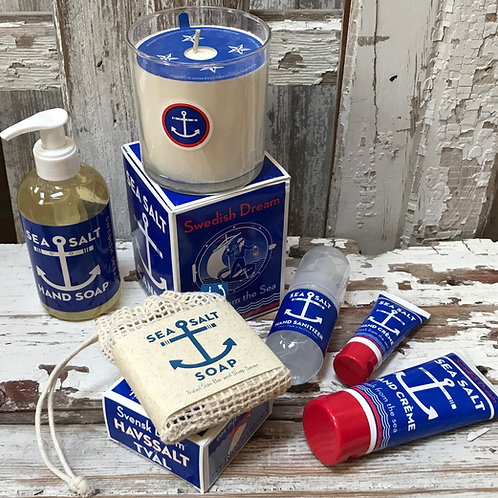 Swedish Dream Sea Salt Products