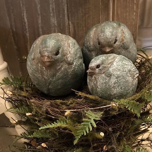 Rustic Birdies
