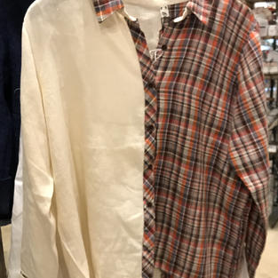 Half and Half Shirt