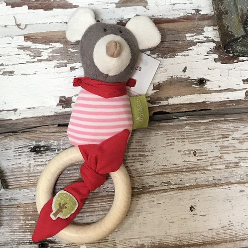 Sigikid Organic Mouse Grasp Toy