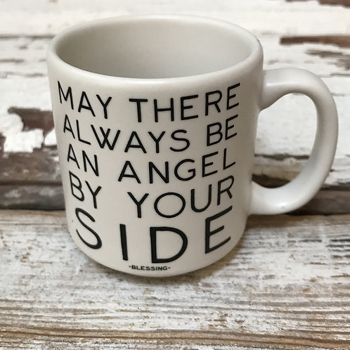 Angel By Your Side Mini Mug
