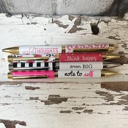 Inspirational Pens