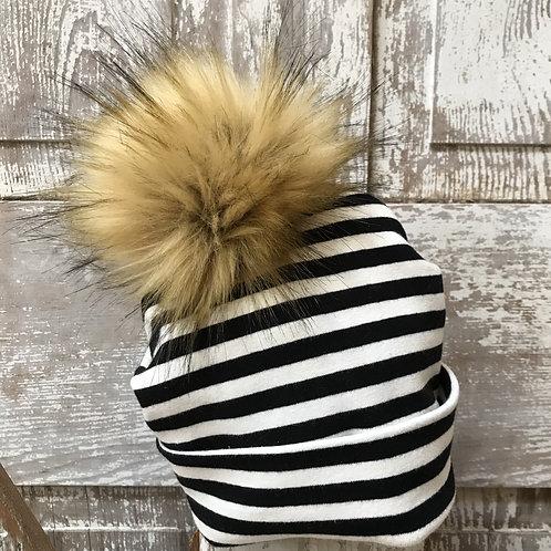 Striped Children's Hat
