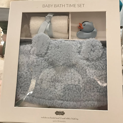 Baby Bathtime Set