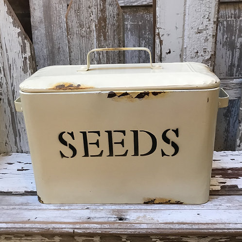 Seeds Storage Box