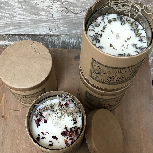 Wax Apothecary Candles