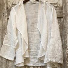 Diaphanous Jacket