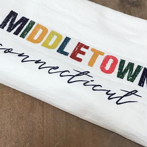 Middletown Flour Sack Towel