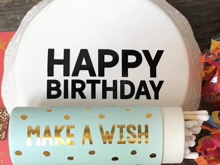 Announcing Posies' Birthday Club!