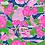 Thumbnail: Large Tote - Pink WV Custom Print