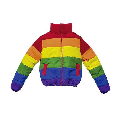 Rainbow Puffle Jacket