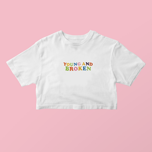 Young and Broken Tee