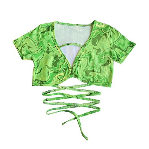 Top Swirl Verde