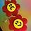 Thumbnail: Happy and Sad Earrings