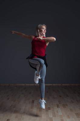 Dance! Tiia Redsven-Heino, kuva: Mikaela Holmberg