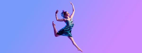 Tanssielokuvien näytös