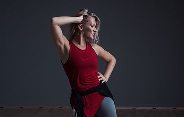 Dance! - Tiia Redsven-Heino, kuva: Mikaela Holmberg