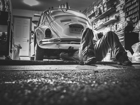 Tell Tale Signs You're at a Professional Garage