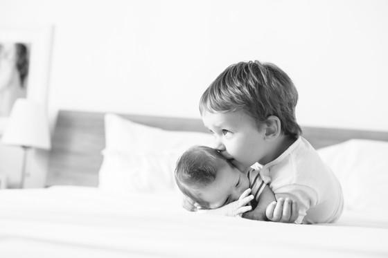 Na všetko si treba zvyknúť. Alebo ako maminka mala bračeka.