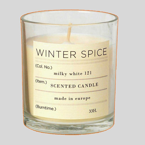Winter Spice Duftkerze