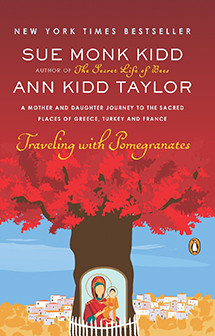 Traveling With Pomegranates #5 on Wall Street Journal Best-Seller List