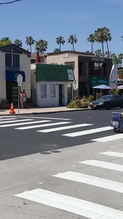 La Jolla C. X-Walk