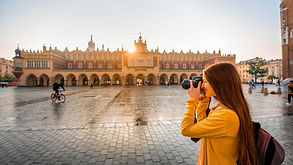 Krakow will charm you with its picturesq