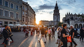 Vibrant Life of Warsaw Charmness of Krak