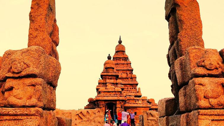 Guided Sightseeing of Mahablipuram .jpg