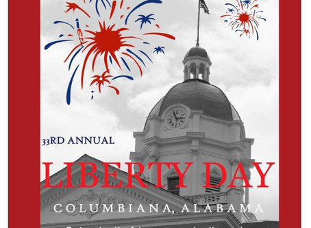 City of Columbiana 33rd Annual Liberty Day June 28 & 29th