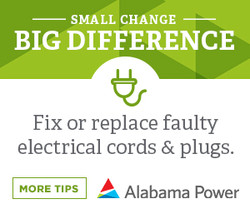 May Alabama Power Energy Tip