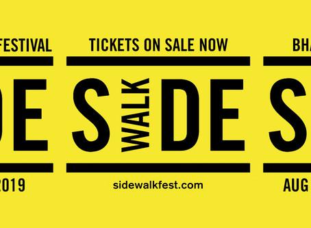 Sidewalk Film Festival August 19-25th 2019