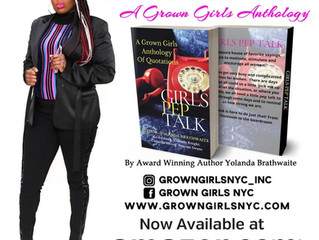 Girls Pep Talk: A Grown Girls Anthology of Quotations