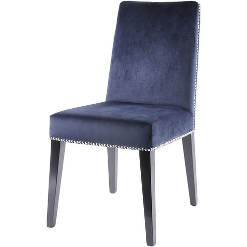 Mayfair Midnight Navy Dining Chair