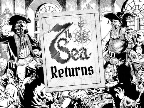 AEG Sells 7th Sea Rights to John Wick