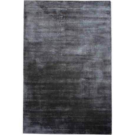 Noord Hand Woven Graphite 160x230cm Visc