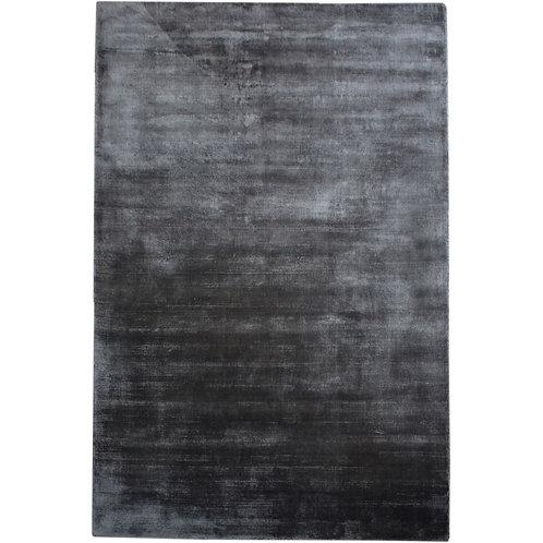 Noord Hand Woven Graphite Viscose Rug 160x230cm