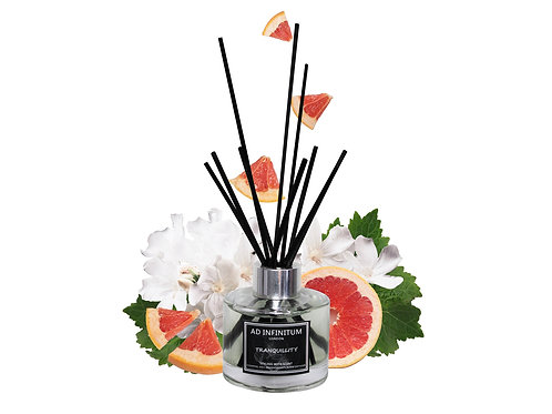 TRANQUILLITY Pure Essential Oils Reed Diffuser