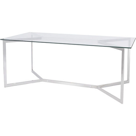 linton steel and glass dining table.jpg