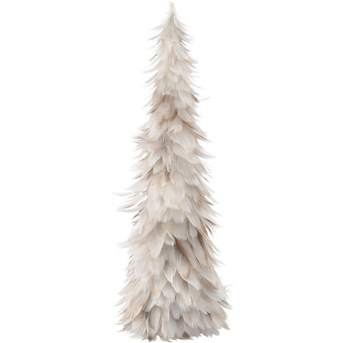 Grey Feather Tree Large
