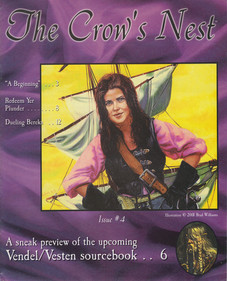 The Crow's Nest Newsletters