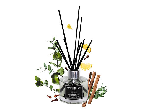 FOUR THIEVES WINTER DEFENCE Pure Essential Oils Luxurious Reed Diffuser