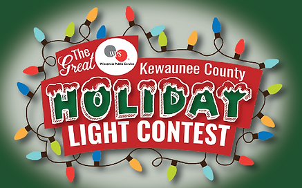 Kewaunee County Holiday Light Contest