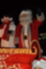 Christkindlmarkt, Santa, Christmas, Kewaunee