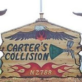 Carter's Collision LLC is an auto body repair shop that believes quality is no accident. We feature mobile estimating service, vehicle pick up/delivery if needed, Reflex spray-in bedliners, and the outstanding customer service of a small town business and the quality to match. We work with all insurance companies and service all makes and models.