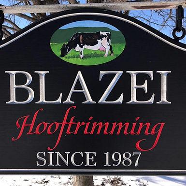Blazei Hoof Trimming LLC